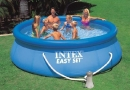 Piscina Easy Set 366x76 con pompa filtro