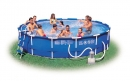 Piscina Intex Frame 457x91 cm. con accessori